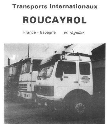 camion frigorifique transports roucayrol